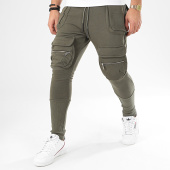/achat-pantalons-joggings/ikao-pantalon-jogging-f-708-vert-kaki-206494.html