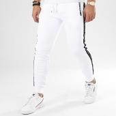 /achat-pantalons-joggings/project-x-pantalon-jogging-a-bandes-2040064-blanc-noir-206475.html