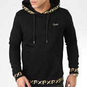 /achat-sweats-capuche/project-x-sweat-capuche-2020056-noir-dore-206483.html