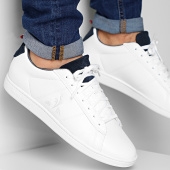 /achat-baskets-basses/le-coq-sportif-baskets-courtclassic-denim-optical-white-dress-blue-206550.html