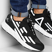 /achat-baskets-basses/ea7-baskets-x8x033-xcc52-black-silver-206740.html