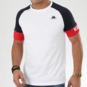 /achat-t-shirts/kappa-tee-shirt-isiah-3112dlw-blanc-206753.html