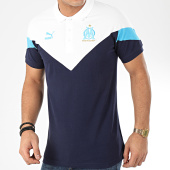 /achat-polos-manches-courtes/puma-polo-manches-courtes-om-iconic-mcs-756727-bleu-marine-blanc-206727.html