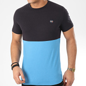 /achat-t-shirts/superdry-tee-shirt-collective-colour-block-m1000071a-bleu-clair-bleu-marine-206700.html