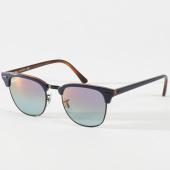 /achat-lunettes-de-soleil/ray-ban-lunettes-de-soleil-clubmaster-color-mix-3016-bleu-violet-206891.html