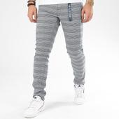 /achat-pantalons-carreaux/tom-tailor-pantalon-carreaux-1016990-xx-12-gris-bleu-206916.html