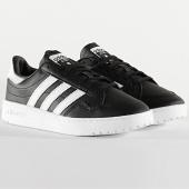 /achat-baskets-basses/adidas-baskets-femme-team-court-j-ef6810-noir-blanc-206988.html