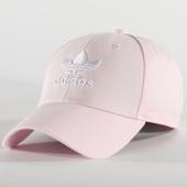/achat-casquettes-de-baseball/adidas-casquette-classic-trefoil-fm1325-rose-207009.html