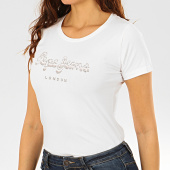 /achat-t-shirts/pepe-jeans-tee-shirt-femme-a-strass-beatrice-blanc-argente-207077.html