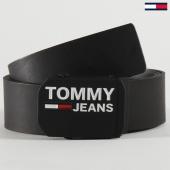 /achat-ceintures/tommy-jeans-ceinture-plaque-leather-5560-noir-207017.html