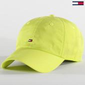 /achat-casquettes-de-baseball/tommy-hilfiger-casquette-bb-neon-5753-jaune-fluo-207023.html
