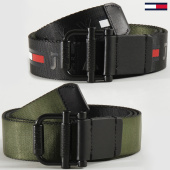 /achat-ceintures/tommy-jeans-ceinture-reversible-roller-webbing-5758-noir-vert-kaki-207025.html