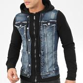 /achat-vestes-jean/uniplay-veste-jean-a-capuche-187-bleu-denim-noir-207086.html