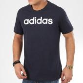 /achat-t-shirts/adidas-tee-shirt-essential-lin-du0406-bleu-marine-207119.html