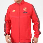 /achat-vestes/adidas-veste-de-sport-a-bandes-manchester-united-presentation-dx9045-rouge-207120.html