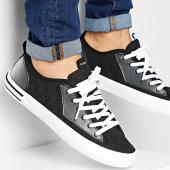 /achat-baskets-basses/guess-baskets-fm6ntlfal12-black-grey-207143.html