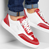 /achat-baskets-basses/guess-baskets-fm6netleal12-white-red-207151.html