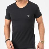 /achat-t-shirts/guess-tee-shirt-col-v-u97m01-jr003-noir-207178.html