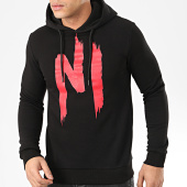 /achat-sweats-capuche/ninho-sweat-capuche-h001-noir-rouge-207185.html