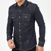 /achat-chemises-manches-longues/uniplay-chemise-jean-manches-longues-180-bleu-brut-207090.html