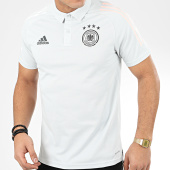 /achat-polos-manches-courtes/adidas-polo-manches-courtes-a-bandes-dfb-allemagne-fi0770-gris-clair-207228.html