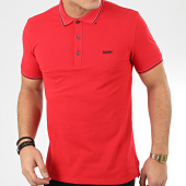 /achat-polos-manches-courtes/hugo-by-hugo-boss-polo-manches-courtes-reverse-logo-dinoso-202-50425770-rouge-207221.html