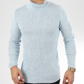 /achat-pulls/aarhon-pull-col-roule-aap001-bleu-clair-chine-207269.html