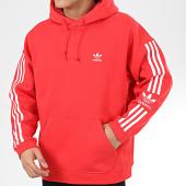 /achat-sweats-capuche/adidas-sweat-capuche-a-bandes-tech-fm3800-rouge-207277.html