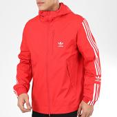 /achat-vestes/adidas-veste-zippee-a-bandes-lock-up-fm3816-rouge-207278.html
