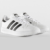 /achat-baskets-basses/adidas-baskets-femme-team-court-ef6815-footwear-white-core-black-207289.html