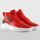 /achat-baskets-basses/adidas-baskets-own-the-game-ee9635-active-red-core-black-footwear-white-207292.html