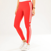 /achat-leggings/adidas-legging-femme-a-bandes-trefoil-fm3309-rouge-blanc-207319.html