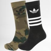 /achat-chaussettes/adidas-lot-de-2-paires-de-chaussettes-camouflage-fm0675-noir-vert-kaki-207327.html