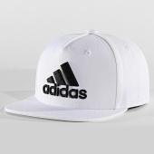 /achat-snapbacks/adidas-casquette-snapback-logo-fp8072-blanc-207333.html