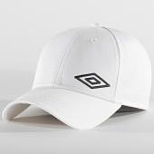 /achat-casquettes-de-baseball/umbro-casquette-baseball-woven-484120-70-blanc-207373.html