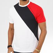 /achat-t-shirts/armani-exchange-tee-shirt-tricolore-3hztfh-zjh4z-blanc-bleu-marine-rouge-207453.html