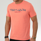 /achat-t-shirts/teddy-smith-tee-shirt-ticlass-basic-rose-corail-207432.html