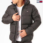 /achat-doudounes/tommy-jeans-doudoune-capuche-essential-hood-puffer-7114-noir-207457.html