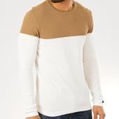 /achat-pulls/blend-pull-20709862-blanc-marron-207568.html