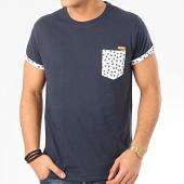 /achat-t-shirts-poche/deeluxe-tee-shirt-poche-bahamas-bleu-marine-207638.html