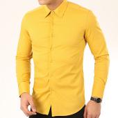 /achat-chemises-manches-longues/frilivin-chemise-manches-longues-ns-7179-jaune-207675.html