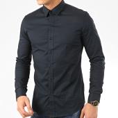 /achat-chemises-manches-longues/frilivin-chemise-manches-longues-1797-bleu-marine-207680.html