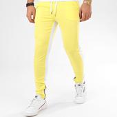 /achat-pantalons-joggings/frilivin-pantalon-jogging-a-bandes-1565-jaune-207695.html