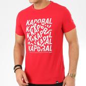 /achat-t-shirts/kaporal-tee-shirt-maker-rouge-207715.html