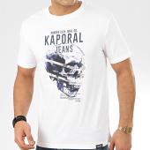 /achat-t-shirts/kaporal-tee-shirt-matz-blanc-207719.html