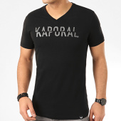/achat-t-shirts/kaporal-tee-shirt-mock-noir-207722.html