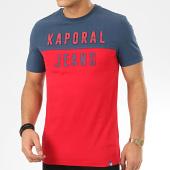 /achat-t-shirts/kaporal-tee-shirt-toni-rouge-207734.html
