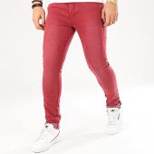 /achat-jeans/classic-series-jean-slim-yh1006-bordeaux-207923.html