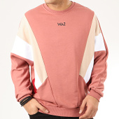 /achat-sweats-col-rond-crewneck/classic-series-sweat-crewneck-19416-rose-207947.html
