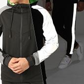 /achat-ensembles-survetement/mtx-ensemble-de-survetement-a-bandes-reflechissant-ye-2010-noir-gris-207880.html